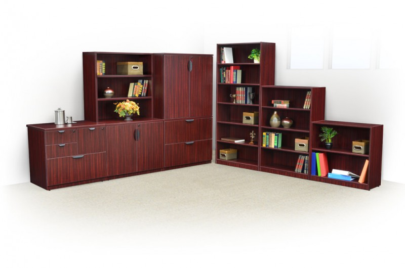 Legacy Collection storage and shelving.
